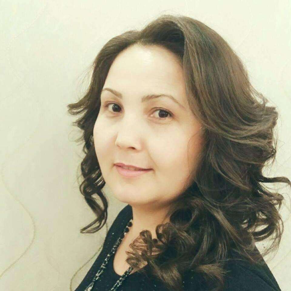 Зульфия Голубева