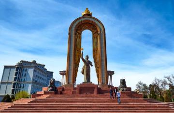 Душанбе - в топ-10 городов СНГ для виртуальных туров