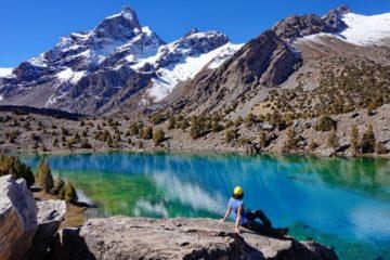 Пейзажи Таджикистана, которым позавидуют жители Норвегии и Исландии