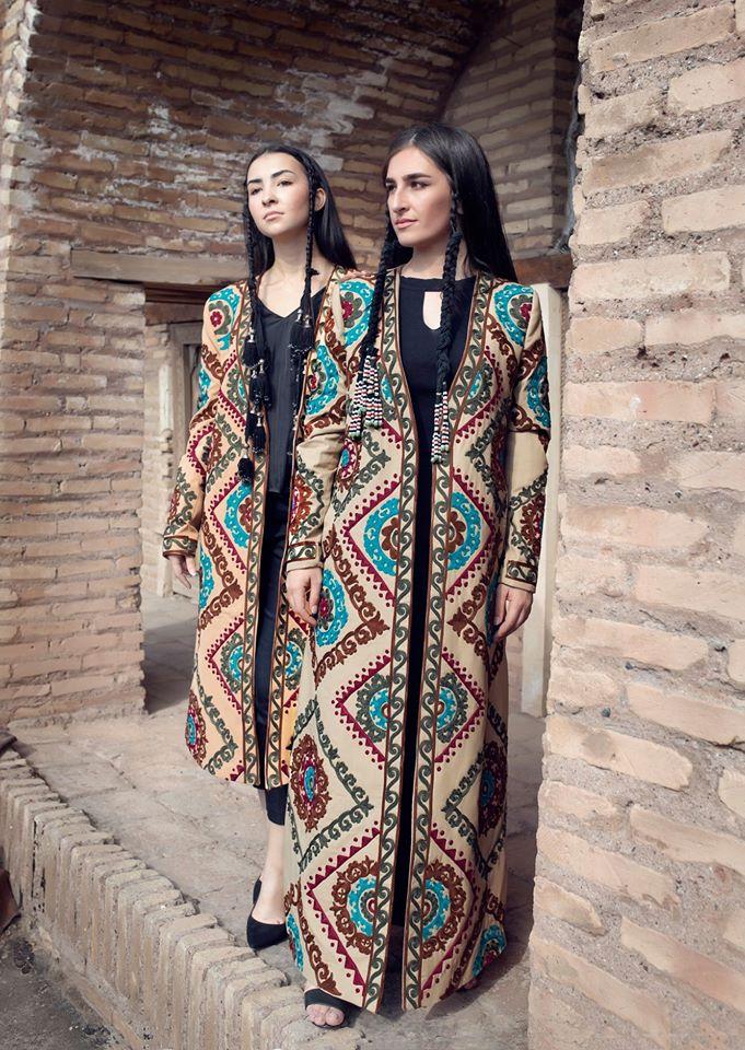 Тройка самых известных модельеров Таджикистана