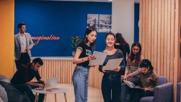 Поработаем вместе: коворкинги Душанбе и Худжанда