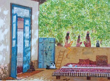 6 таджикских художников, чье творчество вдохновляет