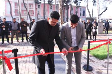 Первый официальный магазин ЕССО в Таджикистане